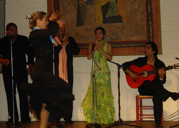 Triple sesi�n del mejor flamenco en el Auditori de Santa Coloma