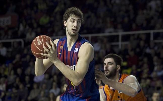 Entre la Lliga catalana de b�squet y '�guila Roja'
