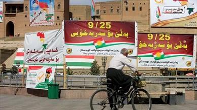 La apuesta kurda