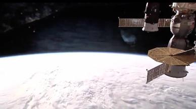 Un carguero ruso lleva chorizo a la Estación Espacial Internacional
