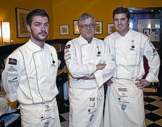 Un 'catering' espa�ol reina en el mundo