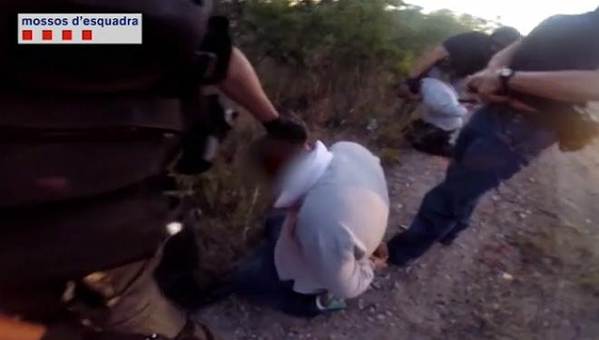 Cau una banda que havia comès més de 80 robatoris en autopistes de Catalunya