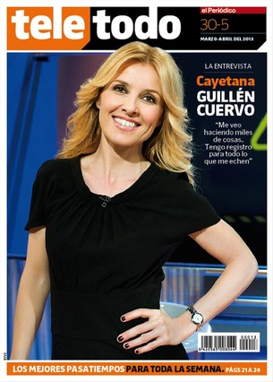 Cayetana Guill�n Cuervo presenta '�Atenci�n obras!'