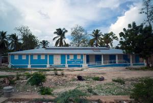Centro de emergencias de Anse à Pitres