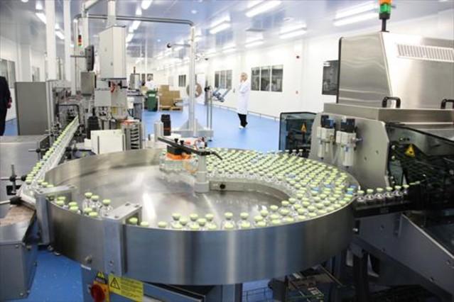 Grifols invertir� 326,4 millones en cuatro plantas nuevas