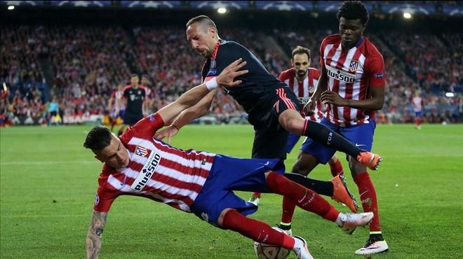 Bayern Munic - Atlètic de Madrid, en directe 'on line'