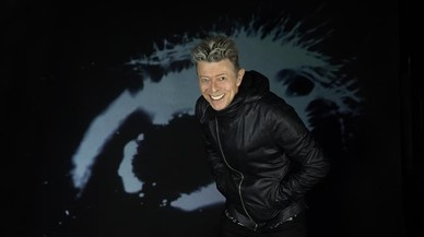 David Bowie en una imagen de promoci�n del disco 'Blackstar'.