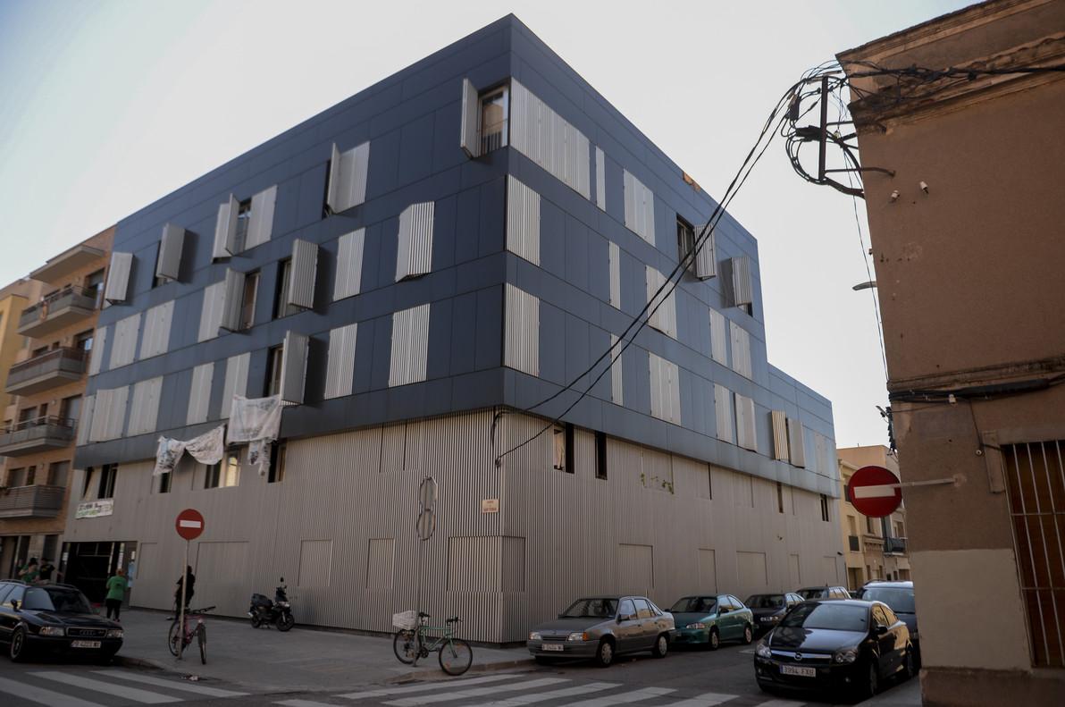 Más de la mitad de pisos cedidos por la banca a la Generalitat ha tenido que ser reformados