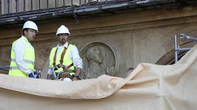 Franco ja no domina la plaça Mayor de Salamanca