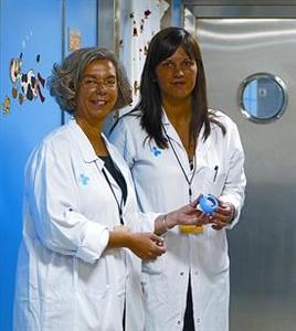 Un aro de silicona insertado en el útero frena los partos prematuros