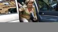 Aguirre, implicada en un incidente con un agente de movilidad tras ser multada por una infracción de tráfico