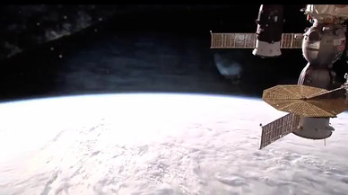 Una nau russa porta xoriço a l'Estació Espacial Internacional