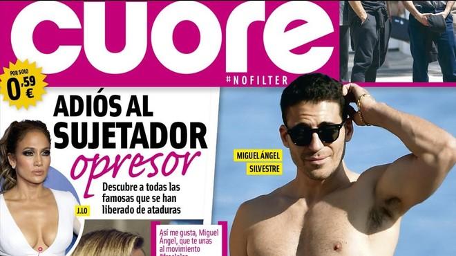 'Cuore' repassa el supercòs de Miguel Ángel Silvestre