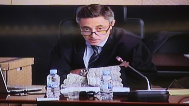 """El fiscal del 'cas Palau': """"La bandera justifica qualsevol abús amb la cartera"""""""