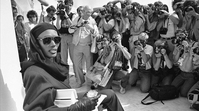 Fotos hist�ricas de Cannes