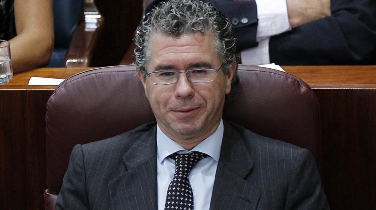 """Granados: """"Los que mandaban en el PP eran González y su mano derecha, Cifuentes"""""""