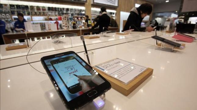 Samsung confirma el lanzamiento del Galaxy Note 8.0
