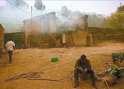 Les onades d'incendis de 1994