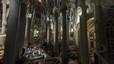 La Sagrada Família inicia sus misas dominicales