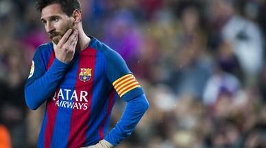 L'al·licient dels 500 gols de Messi contra la Juve i el Madrid