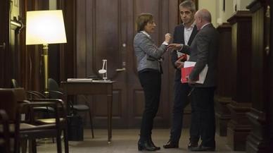 El letrado mayor del Parlament cuestiona la legitimidad del referéndum unilateral del 1-O