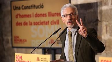 El Suprem confirma la suspensió del jutge Vidal per fer la Constitució catalana
