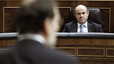 Guindos desmenteix que el Govern hagi demanat ajuda al BCE per recapitalitzar Bankia