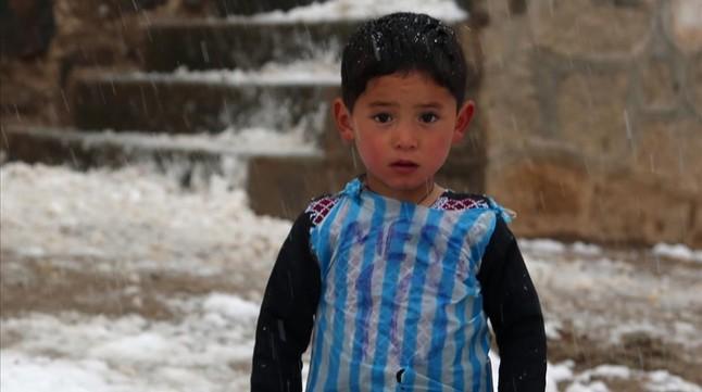 Murtaza, el ni�o afgano, conocer� a Messi