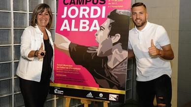 L'Hospitalet acoge la quinta edición del Campus Jordi Alba para chicos y chicas de 6 a 16 años