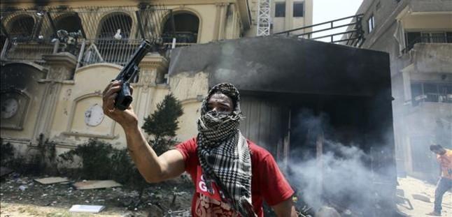 Los militares egipcios dan un ultim�tum a Mursi
