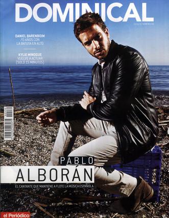 El rom�ntico y pasional Pablo Albor�n publica 'Tanto', su segundo disco