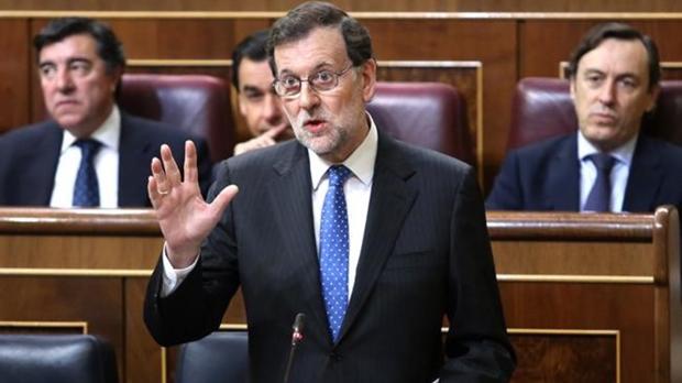 El PSOE tumba el apoyo del Congreso a Rajoy frente al 1-O