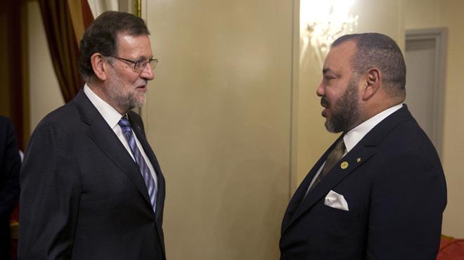 Rajoy es reuneix aquest dimarts amb el rei Mohammad VI del Marroc
