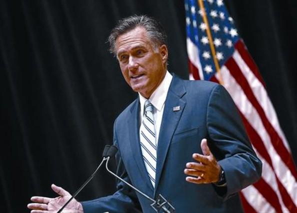 Romney se mete en un gran charco
