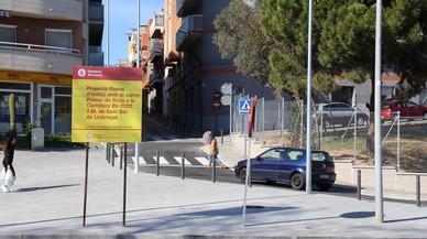 Sant Boi obre el nou accés al barri de Molí Nou