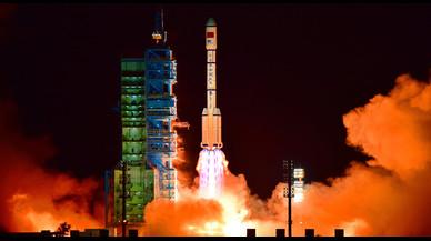 El satélite chino dedicado a buscar materia oscura detecta 1.600 millones de partículas