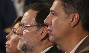 Sigue la intervenci�n de Rajoy