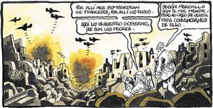 La situación de Siria vista por Ferreres