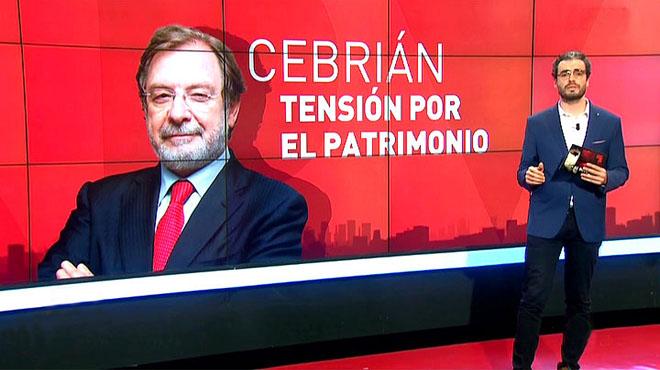 La contestación a Juan Luis Cebrián en 'Al rojo vivo' (La Sexta).