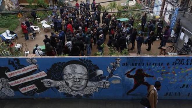 Convocadas concentraciones en el Raval y la plaza de Sant Jaume contra la impunidad policial