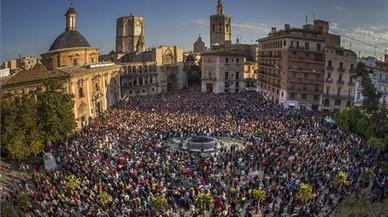 L'accident del metro de València, una dècada de ferida oberta