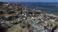 Los damnificados haitianos sobreviven en condiciones infrahumanas