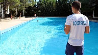 Un jove mor ofegat a la piscina municipal de Gardeny, a Lleida