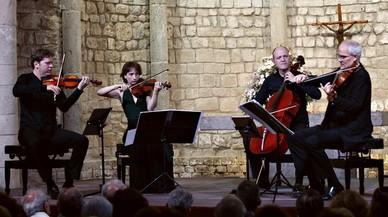 Quartet Casals, tocat per l'emoció