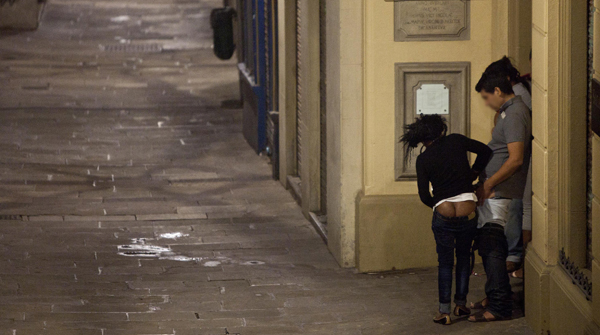 sexo real con prostitutas calle prostitutas barcelona