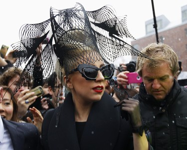 Lady Gaga, primera en superar los 20 millones de seguidores en Twitter