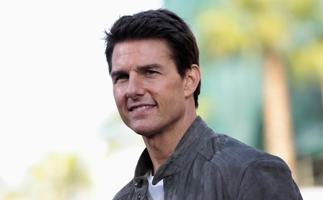 Tom Cruise en la 'premiere' de una pelcula este mes de junio