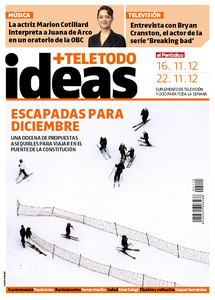 Portada 'Ideas+Teletodo'