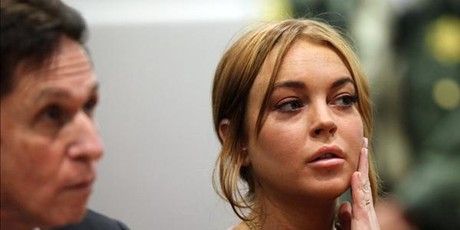 Lindsay Lohan pasar tres meses en un centro de rehabilitacin