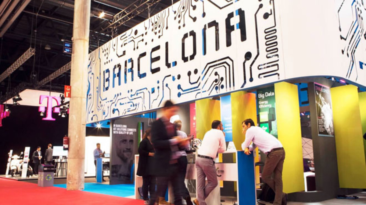 Asistentes a la anterior edición del congreso sobre IoT organizado por Fira de Barcelona
